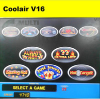 Wholesale casino boards slot machine boards pcb Gaminator coolair V6 multi game board factory price