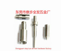 Wholesale CNC lathe precision machining stainless steel parts Can a small amount of the oder in China