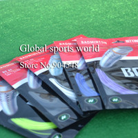 Wholesale badminton BG85 CH version badminton strings packs