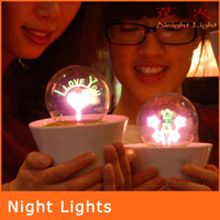 artificial grass - Romantic Fireworks Night Light Flower LED Lamp Artificial Grass Potted Plants Kids Lighting Best Gift Lover Star Master NL093