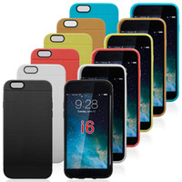 Wholesale For iphone6 I6 G Official Design Cell Phone Case For iPhone TPU Back Cover Cases Rubber Have Color DHL Free