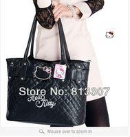 hello kitty tote bags - new Hello Kitty bags Classic Tote Bag Purse Handbags handbag black handbags Shoulder shopping Tote School bag