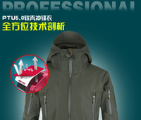 camouflage jacket - New Men Outdoor Water Repellent single layer Jackets Hiking Jackets Outdoor Jackets Camping Hiking Jacket Camping Camouflage Jackets