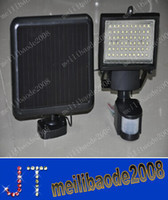 bulbs and lighting - Updated Single Crystal Solar Panel Solar Sensor Light Bright LED Bulbs And PIR Sensor Included MYY619A