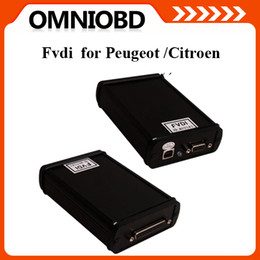 Hottest FLY Vehicle Diagnostic Interface FVDI for Peugeot Citroen ABRITES Commander includes Hyundai  KIA, tag software