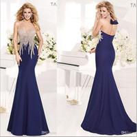 Cheap Reference Images Tarik Ediz Dresses Best Sweetheart Satin Backless Dresses