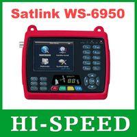 "1pc Original Satlink WS 6950 3. 5"" Digital Satellite Sig..."