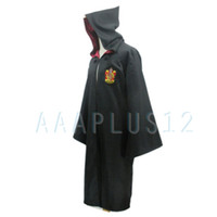 Wholesale Harry Potter Youth Adult School Robe Cloak Gryffindor Halloween costumes and Tie P13 Am