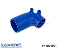 Wholesale Tansky Silicone Intercoole Radiator Turbo Intake Hose Coupler Boot w quot HFM For BMW E36 TK BMT001