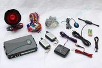 système d'alarme PLC bi-directionnelle voiture FM V2 de grande classe aucun moteur ne démarre avec LCD affichage/long distance télécommande portée : 1000 mètres