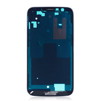 Cheap for Samsung Galaxy Mega 6.3 GT-I9200 Front Screen Faceplate Frame i9200 Phone LCD Supporting Replacement Parts Free Shipping