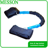 Wholesale MESSON Lateral Resistor Strength and Position trainer lbs resistance Covered Lateral Band Walks Jump Speed Stepper Trainer