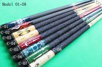 Wholesale Black Billiard Pool Cue Stick Free Choice