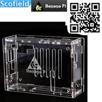 Cheap Slim Slight Transparent Acrylic Case for Banana Pi 176081