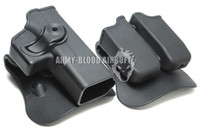 Cheap Wholesale-IMI Defense Tactical Holster & Magazine Pouch rotation (for GLOCK) free shipping