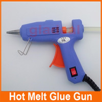 Wholesale 25W V Electric Heating Hot Melt Glue Gun Sticks Trigger Repaire for Art Craft