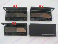 Wholesale New arrived BROW SHA DERFARD POUDRE POUR LES SOURCILS G Eyebrow Enhancer Eyebrow powder different color