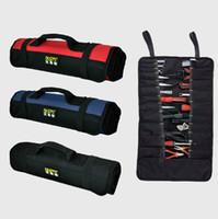 Wholesale tools bag Electrician purse kit multi function tools hanging bags for car motor repair