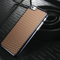 vip - For iphone Plus inch Case Luxury Real Carbon Fiber Cell Phone Back Cover for Note S5 VIP Price for HTC M8