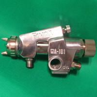 Cheap WA-101 air spray gun Professional paint spray gun for car Furniture Piano stainless steel nozzle auto spray gun