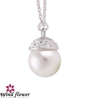 Wholesale Popular Elegant Lady Charm Necklace Earrings Fashion European Village Romantic Wedding Gift Jewelry set Big Pearl Alloy chain Jewelry set