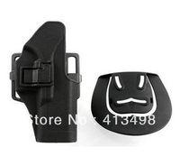 Cheap Wholesale-Black Hawk CQC Replica for Glock 17 22 31 SERPA RH Black Holster free ship