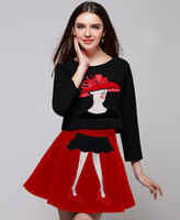 Cheap Elegant Women New Dress Best 2014 Autumn Women Tops