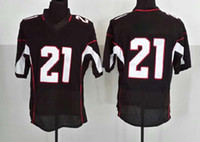 Wholesale Patrick Peterson Jersey Black Elite American Football Jerseys Man American Football Stitched Jersey Authentic On Field Jerseys NWT