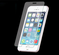 Wholesale 2014 New Tempered Glass For iPhone Screen Protector mm D Explosion Proof Screen Film Guard For iPhone6 inch