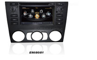 OEM pour BMW 3 2005- 2012 E90 E91 E92 E93 (Manuel A / C) Lecteur DVD de voiture avec navigation GPS (carte gratuite) Radio (AM / FM) Système stéréo Bluetooth