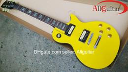 Custom Shop Yellow tak matsumoto Guitar TM Electric Guitar China guitar