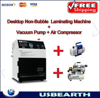 Cheap vacuum laminator machine Best oca lamination machine