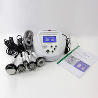 Wholesale New in1 Vacuum Cavitation Ultrasonic Tripolar RF Cellulite Removal Machine