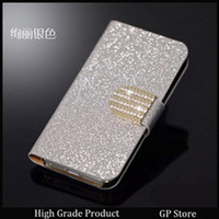 Wholesale Flip PU Leather Case Cover for Sony Xperia SP M35H Mobile Phone Case M35HC04