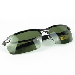 Wholesale New NK Brand Mens Sunglasses Polarized Cycling Sun Gasses With Pouch And Cleaning Cloth Free Ship