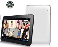 Wholesale 10 quot Allwinner A31S Quad core Dual camera Tablet PC Android GB Ram GB Rom HDMI Bluetooth Wif