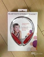 Cheap cheap -2014 HBS-730 Wireless Sport Neckband Headset In-ear Headphone Bluetooth Stereo Earphones Earphone Headsets for smart phone