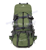 Wholesale 50 L super capacity Hiking Backpacks for outdoor mountain backpack for backpacking adventures