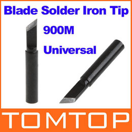 Wholesale Blade Replaceable Lead free Soldering Solder Iron Tip M Universal Freeshipping Dropshipping