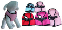 assorted small springs - New Spring Neat Breathable Mesh Fabric Pet Puppy Cat Dog Collar Harness for Cat and Dog Assorted Colors and Size