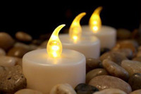 battery tea lights - 360pcs set Hot selling in USA battery tea light candle supplies give away gifts outdoor birthday party decorations