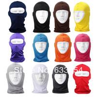 Wholesale Moodeosa Hot Sales Classic Lycra Ski Face Mask Bike Bicycle CS Sports Football Balaclava Helmet