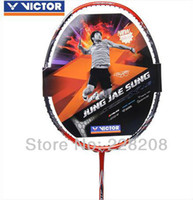 Wholesale Victor rush MX victory JJS wake badminton racket more offensive weapon Zheng Zaicheng signature