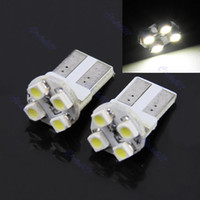 Wholesale T10 SMD LED Car Auto Wedge Turn Signals Light Lamp Bulb White