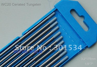 Wholesale WC20 CERIATED Tungsten Electrode mm quot x quot x10p BW360