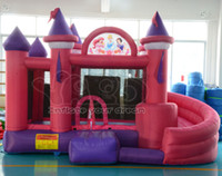 Wholesale Funny princess bouncy castle inflatable bouncing castle bounce house inflatable bouncer for kids