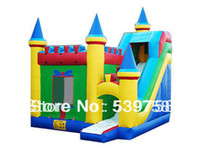 Wholesale Manufacturers selling inflatable trampoline inflatable castles inflatable slides inflatable toys