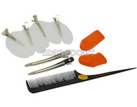 Wholesale Professional Styling Tools Fusion Hair Extensions Kit Keratin Bonding Tool Heat Iron Wand Set b8