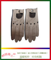 Cheap Supply of the latest explosion models machine wagon locomotive sheepskin gloves glove perforation Ms. sheepskin motorcycle gloves 0416
