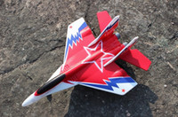 Cheap The new cool 2.4 G RC fighter, glider, large size, with five flash